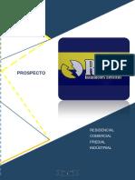 R&a Prospecto