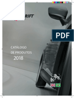 Drift Catalogo de Produtos - 2018