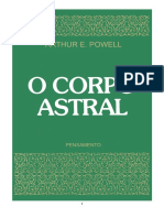 Powell, Arthur - O Corpo Astral (Revisado)