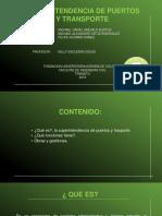 Exposicion Superintendencia Puertos