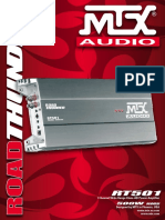 Manual RT501