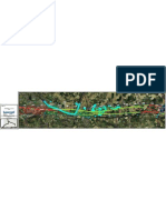 km 143-159 Estillac - Caudecoste (avec zones sensibles sans rétablissement)