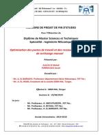 Optimisation Des Postes de Tra - ALILOU El Mehdi_2967