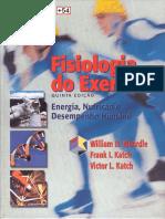 Fisiologia Do Exercício - Mcardle Quinta Edição