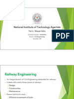 Components Of Railway Engineering