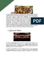 Gastronomia Del Ecuador