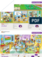 Cambridge English Pre a1 Starters Yle Starters Poster Pack