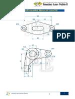 EJERCICIOS PROPUESTOS DE AUTOCAD TRENTINO (2D).pdf