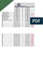 ANEXO XV Planilha de Controle de Estoque de EPIS
