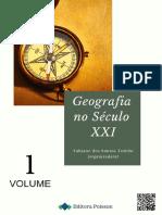 Geografia No Século XXI Vol. 1