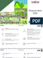 proyecto azul 2016