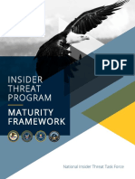 The National Insider Threat Task Force