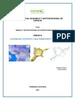 Caracterización de la cuenca