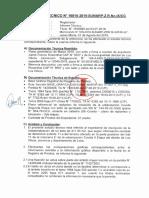 Informe Tecnico - Catastro SUNARP