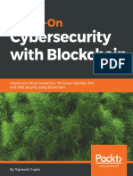 Hands Oncybersecuritywithblockchain eBook