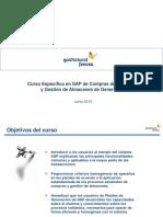 Curso _ SAP Compras MM