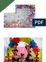 Modelos de Mesas Para Fiestas Tematicas