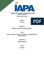 Didactica de La Lengua Española 6