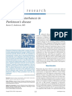 Anderson - 2004 - Behavioral disturbances in Parkinson's disease
