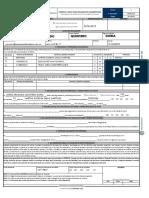 Formato Unico Para Declaracion Juramentada Para Reacreditar