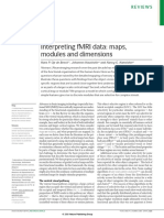Beeck, Haushofer, Kanwisher - 2008 - Interpreting FMRI Data Maps, Modules and Dimensions