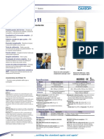 conductimetro oakton