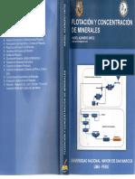 FLOTACIÓN Y CONCENTRACIÓN DE MINERALES_ANGEL AZAÑERO ORTIZ.pdf
