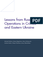Lessons From Russias Operation in Crimea RAND_RR1498