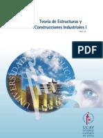 Teoria de Estructuras y Construcciones Industriales