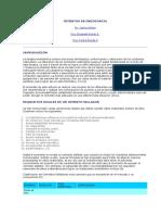 Cementos en Endodoncia