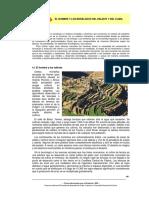 Geología, Viento, Agua Montañas Formación