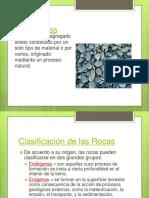 Formacion de Las Rocas