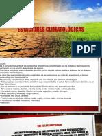 Estaciones climatológicas