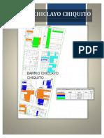 Analisis- Barrio Chiclayo Chiquito