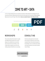 Art + Data Book - A Collection of Tableau Dashboards