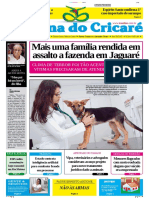 Tribuna do Cricaré ES • 14.08.2019