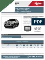 Sw Mitsubishi Triton Ads2281 Silca