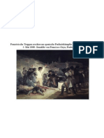 Goya, Desastre, Napoleon