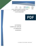 Nivelacion academica