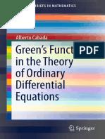 2014 Book GreenSFunctionsInTheTheoryOfOr