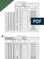 Registro de Campo Perforación Geosol Toluca SM -026