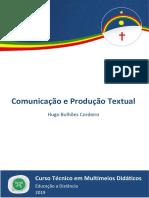 Caderno MMD - Comunicação e Produção Textual [2.Ed. - 2019 ETEPAC]