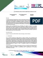 Testes Das Lógicas de Proteção Subestação Paper Stpc 2016 Cavalheira Ptb