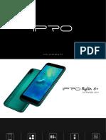 Rylin 5+ smartphone