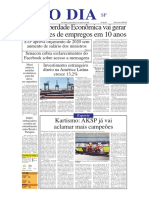 O Dia SP (15.08.2019)