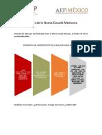 Sinopsis de La Nueva Escuela Mexicana