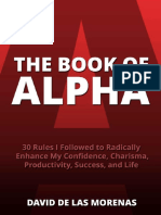 [David de Las Morenas] the Book of Alpha- 30 Rules