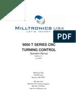 9000T CNC Lathe Programming Manual Version 1.0