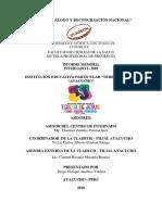 Informe Memoria Final - PsICOLOGIA
