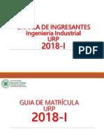 URP listado